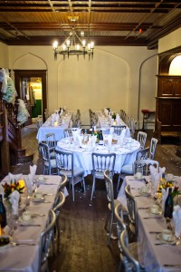 Wedding Breakfast in the Main Hall